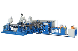 Seven Layer High Barrier Sheet Extrusion Line