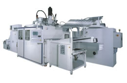 High Speed Cup Thermoforming Machine